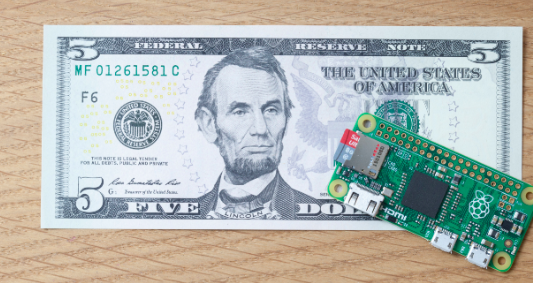 Advantages of Raspberry Pi zero w