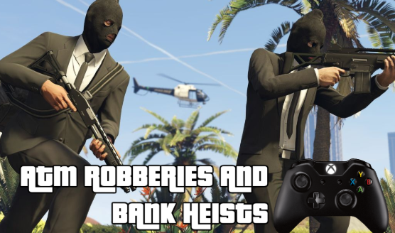 Bank Heists and ATM Robberies