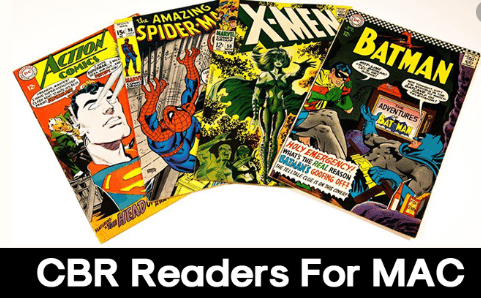 Best CBR Readers For Mac You Can Use