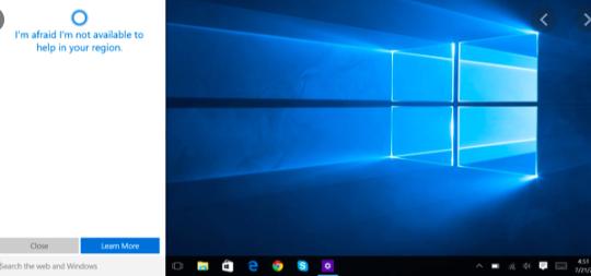 Cortana - Turn Off Windows 10 Tracking