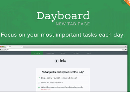 Dayboard Extension