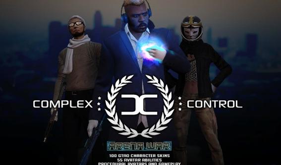 GTA 5 Complex Control Mod