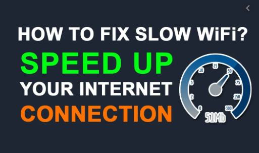 How to Fix Slow Wifi