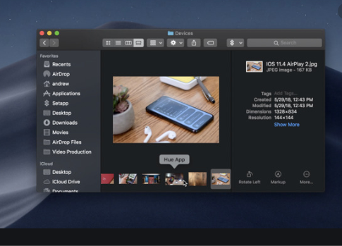 Mac Mojave Dark Mode