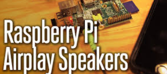 Raspberry Pi Zero AirPlay Receiver
