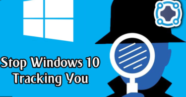 Turn off Windows 10 Tracking