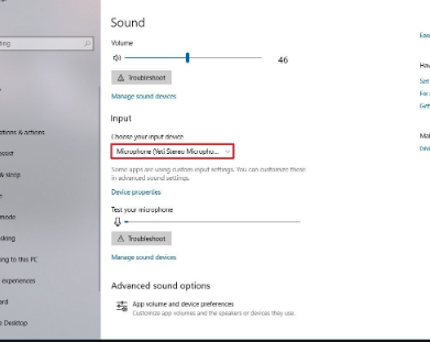 Windows 10 Audio Description Feature