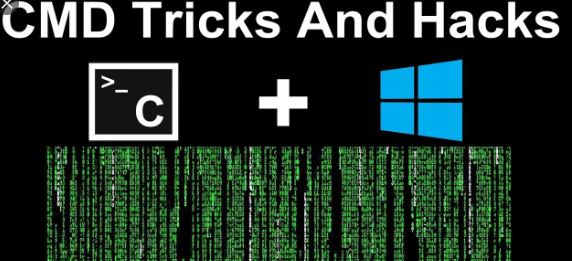 Cool Command Prompt Tricks and Games