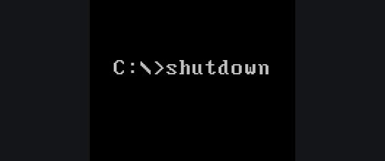 Shut Down the Computer at a Pre-determined Time Using Command Prompt