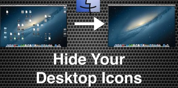 Tips to Hide Your Desktop Icons on Mac