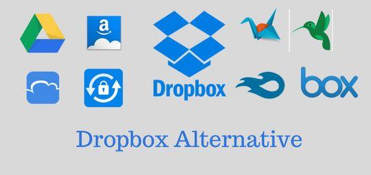 5 Best Dropbox Alternatives