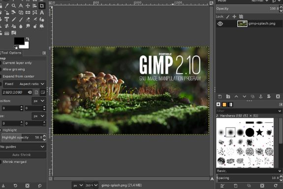 GIMP – Photoshop Alternatives