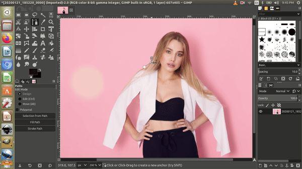 GIMP - Free Photoshop Alternatives
