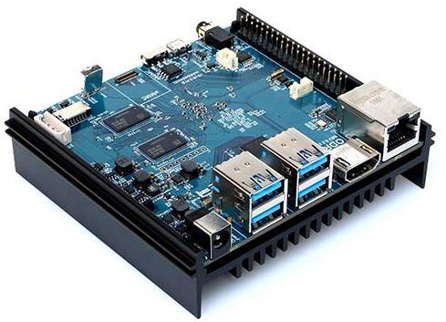 Hardkernel Odroid-N2 - Raspberry Pi alternatives
