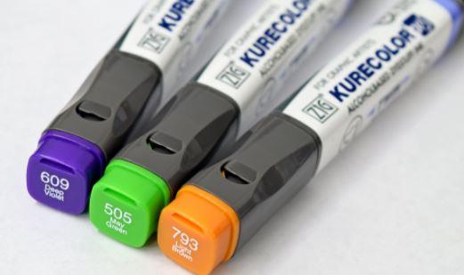 Kurecolor Markers - Top 10 Best Copic Alternatives