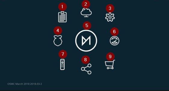 OSMC - Top 10 best Kodi alternatives