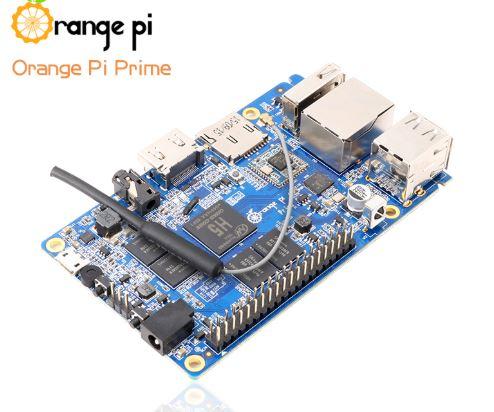 Orange Pi Prime - Raspberry Pi alternatives