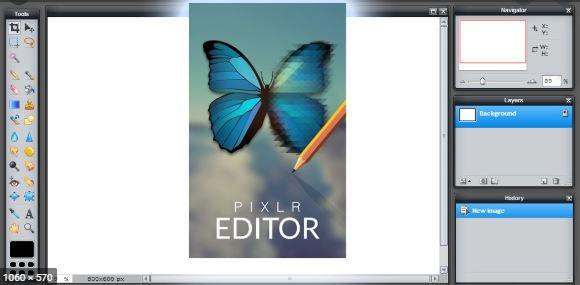 Pixlr Editor – Photoshop Alternatives