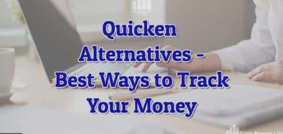 Quicken Alternatives