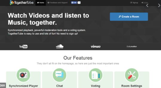 TogetherTube – Rabb.it Alternatives