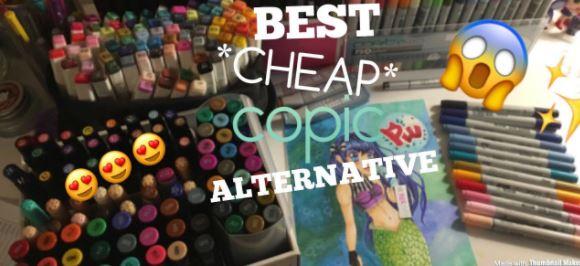 Top 10 Best Copic Alternatives