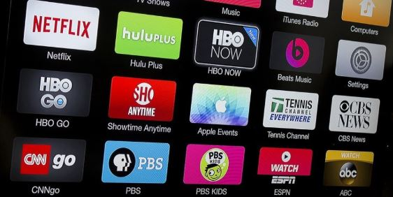 Turn of Online Streaming Services