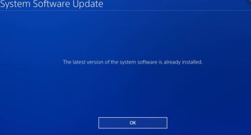 Upgrade your PS4 Firmware to the Latest