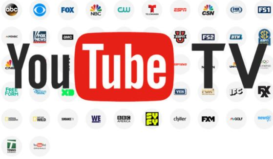 YouTube TV - Cable TV Alternatives