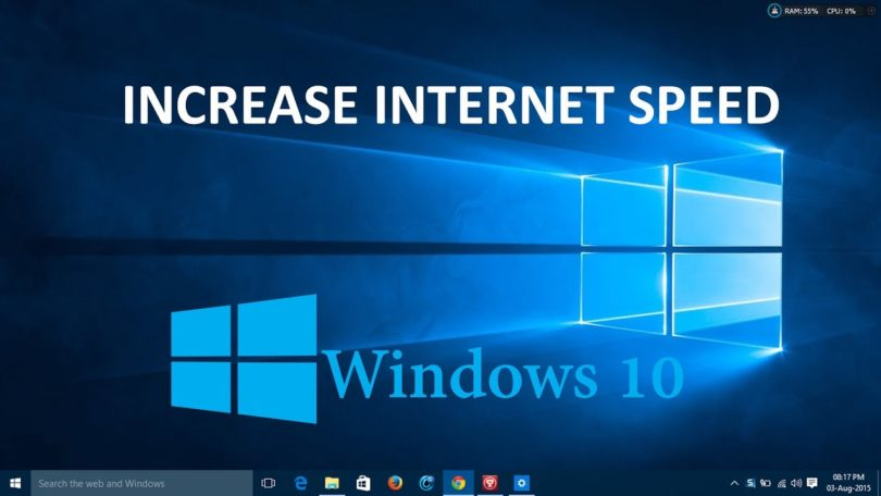How can you Increase Download Speed in Windows 10