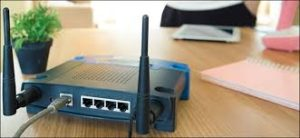 Reboot your Internet Router