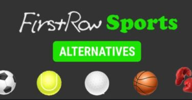 Firstrowsports alternatives