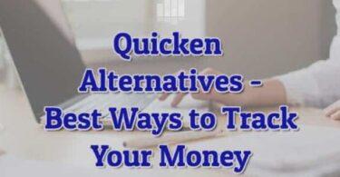 Alternatives to Quicken