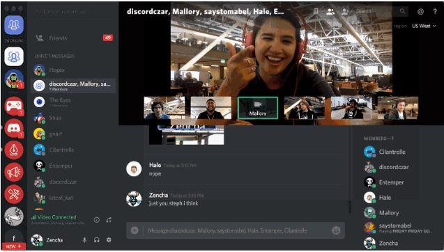 Discord – Best Skype Alternatives