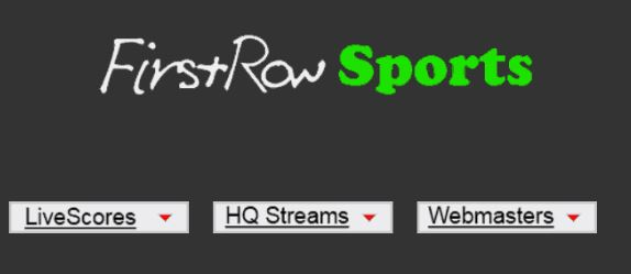 First Row Sports – Best stream2watch alternatives