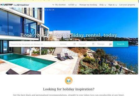 HouseTrip – Best Airbnb Alternatives