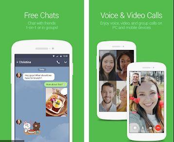 Line – Best Skype Alternatives