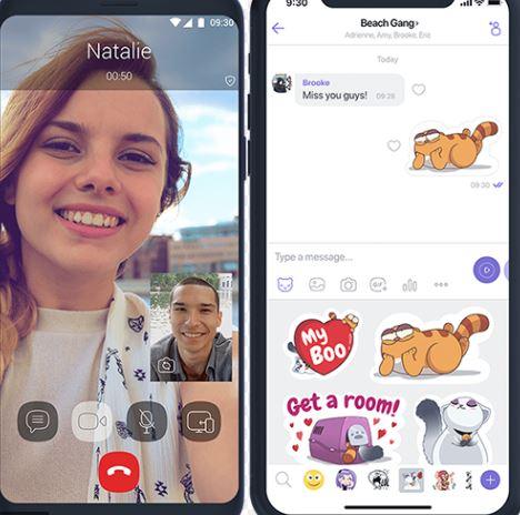 Viber – Best Skype Alternatives