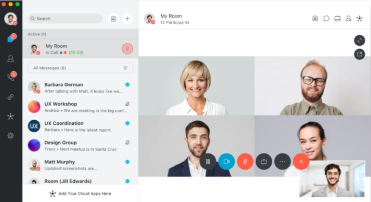 WebEx – Best Skype Alternatives