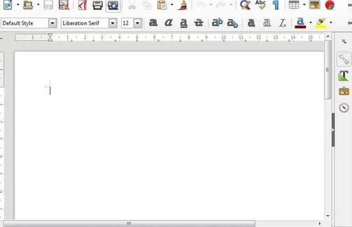 5. LibreOffice Writer