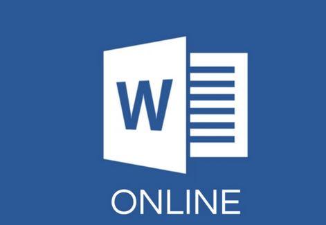 6. Microsoft Office Word Online