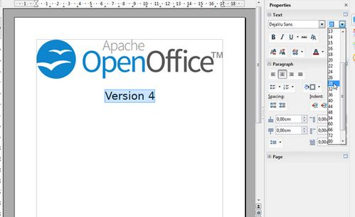 4. Apache OpenOffice Writer