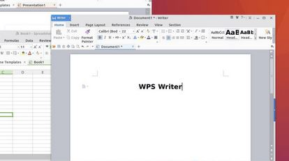 7. WPS Office Writer