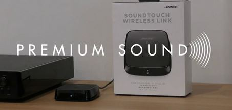 1. Bose SoundTouch Wireless Link Adapter