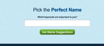 13. Online Name Generator
