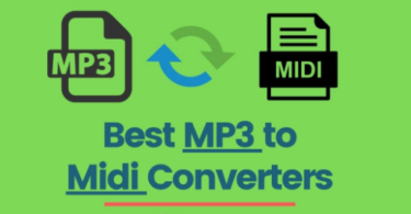 Best MP3 to MIDI Converters