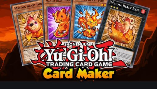 CardMaker for Yugioh Duel - Best YuGiOh card maker Free Available