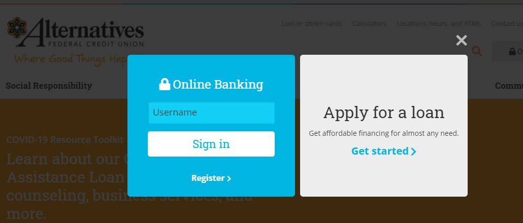 How to Login to your Federal Credit Union Account