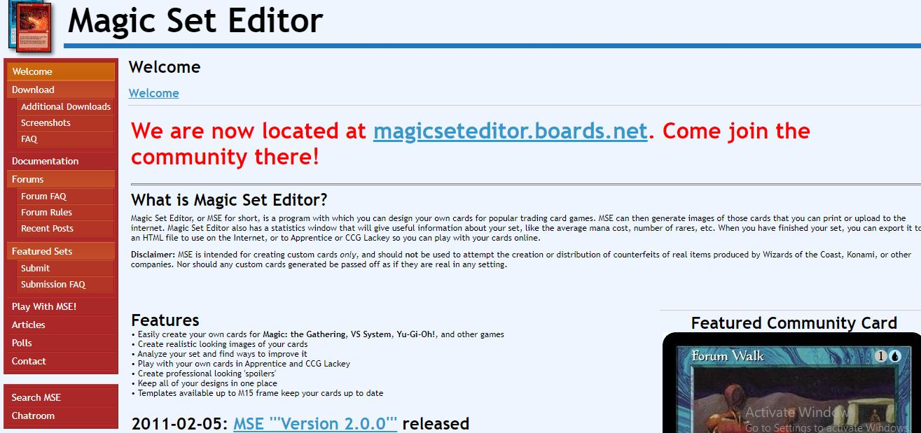 Magic Set Editor - Best YuGiOh card maker Free Available