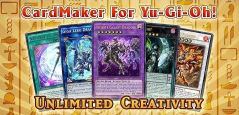 Yugico - Best YuGiOh card maker Free Available