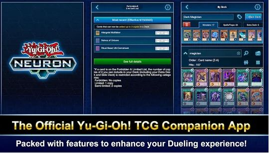 Yugioh! Neuron - Best YuGiOh card maker Free Available